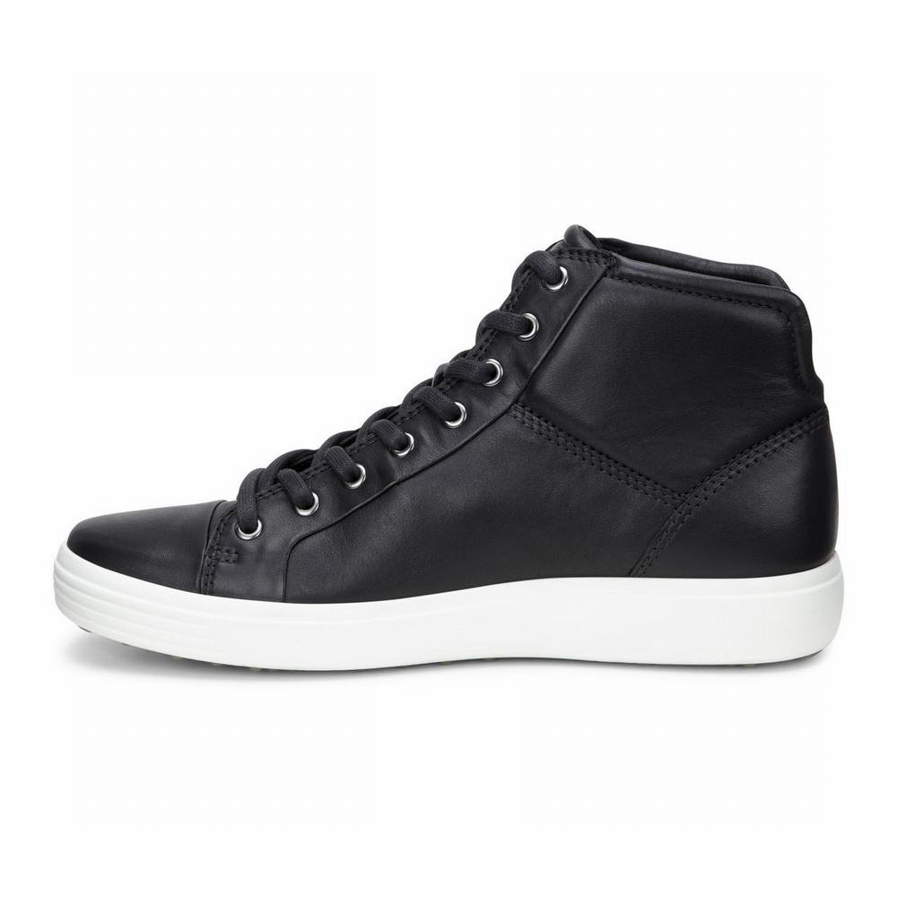 ECCO Mens Soft 7 High Top Boots | 13314-830