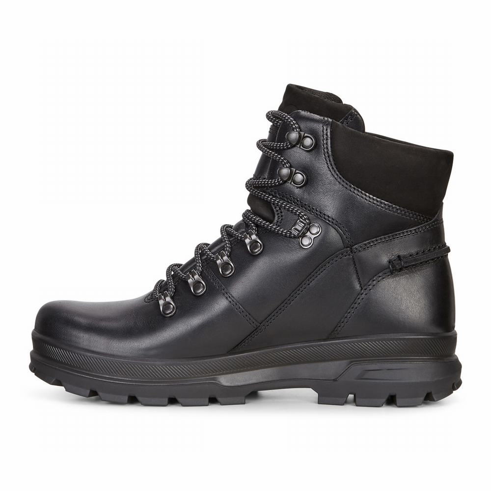 ECCO Mens Rugged Track GTX High Boots | 67686-404