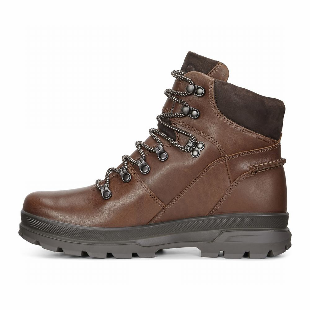 ECCO Men's Rugged Track GTX High Boots | 37379-224