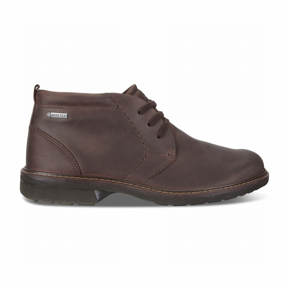 ECCO Mens Turn Ankle Boots | 98228-935