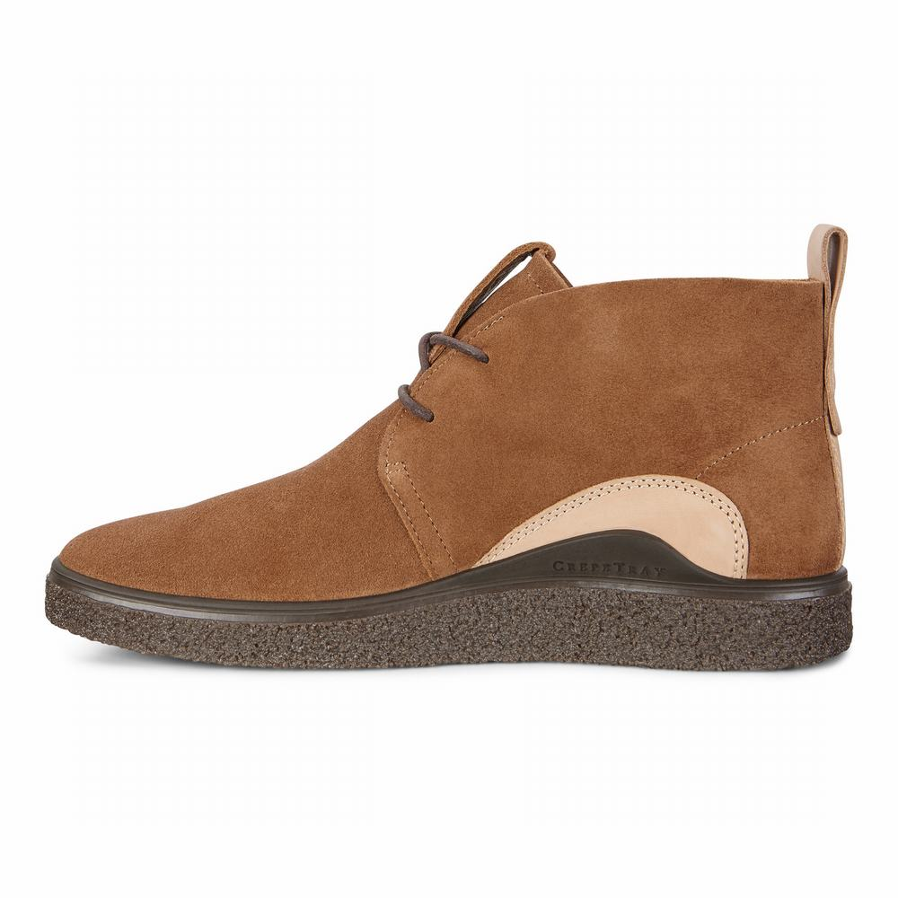 ECCO Men's Crepetray Ankle Boots | 24645-148