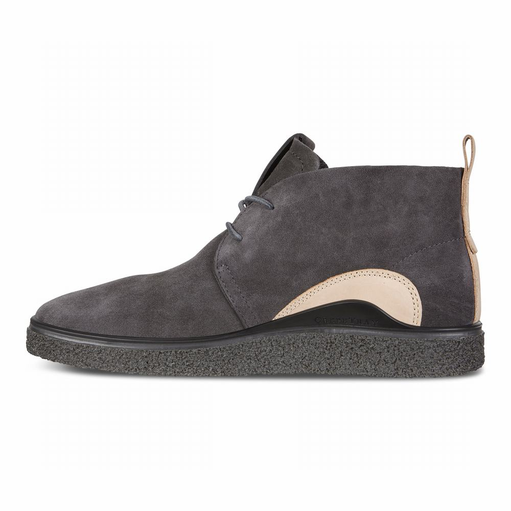 ECCO Mens Crepetray Ankle Boots | 19921-461