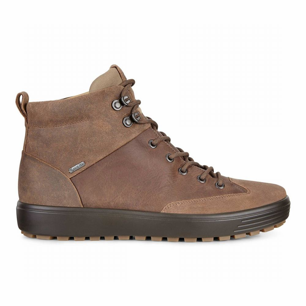 ECCO Men's Soft 7 TRED GTX High Boots | 12629-860