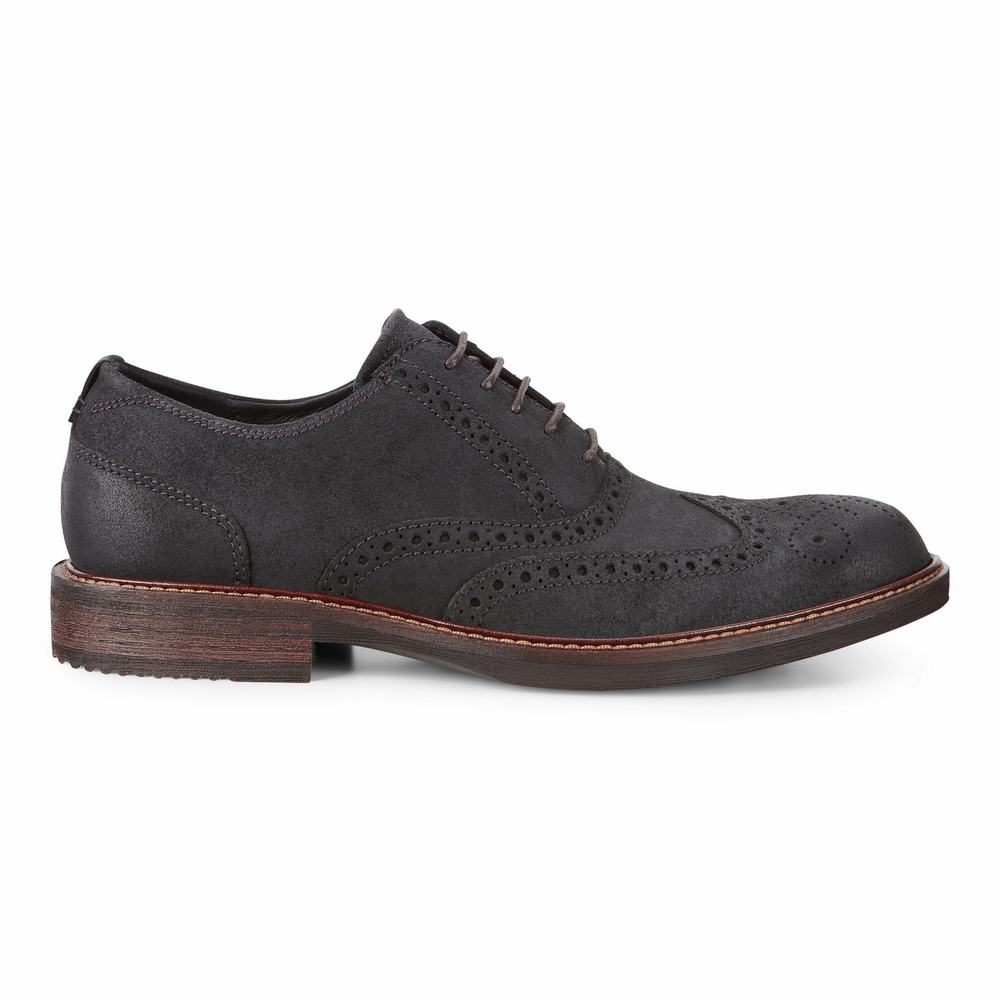 ECCO Mens Kenton Tie Oxford Shoes | 75451-385