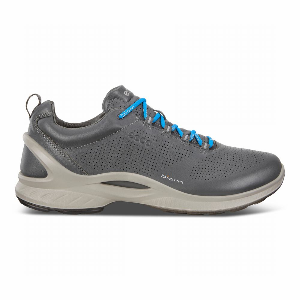 ECCO Men's BIOM Fjuel Hiking Shoes | 61933-255