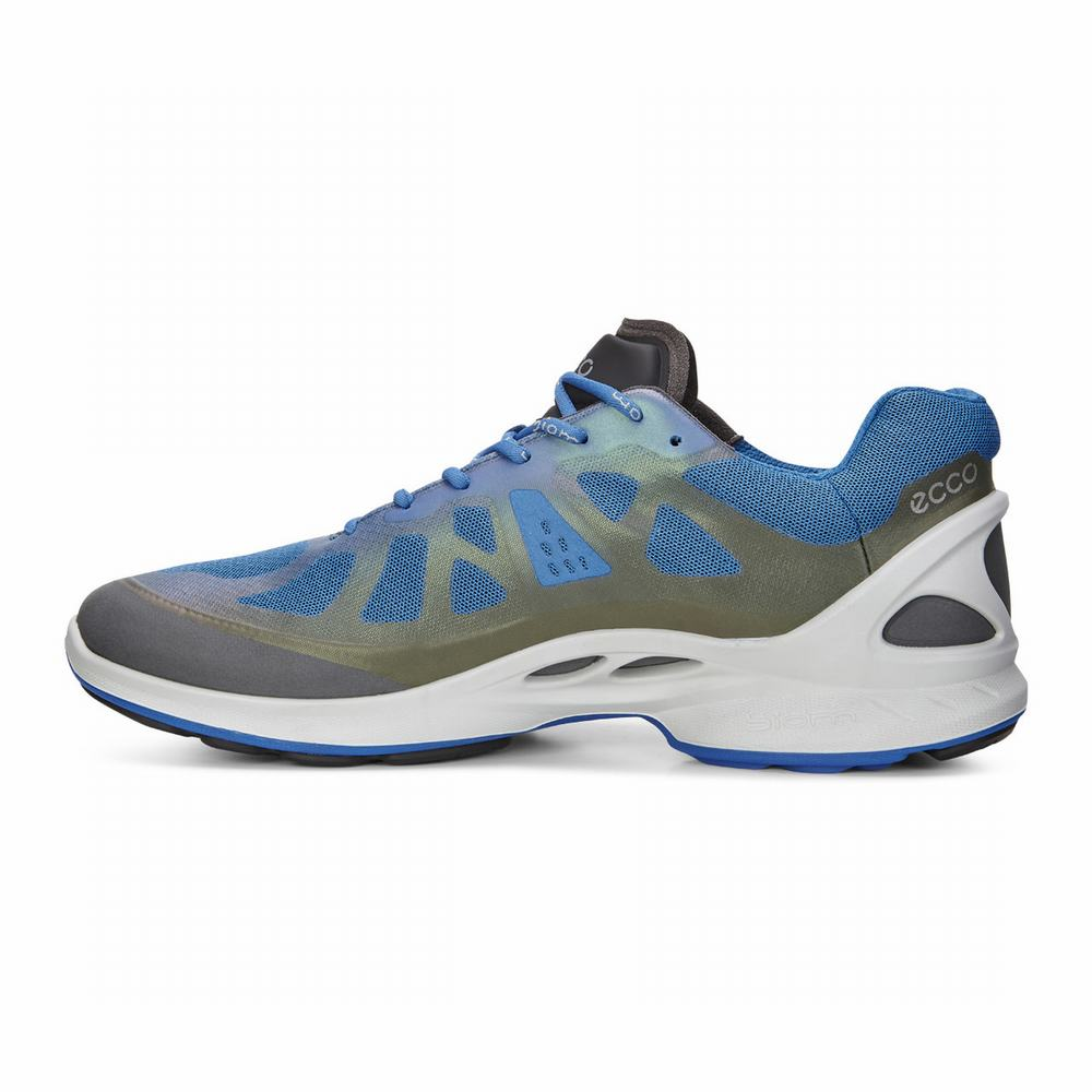 ECCO Mens BIOM Fjuel Racer Hiking Shoes | 27466-666