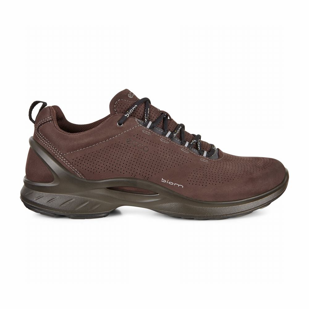 ECCO Men's BIOM Fjuel Perf Hiking Shoes | 86885-887