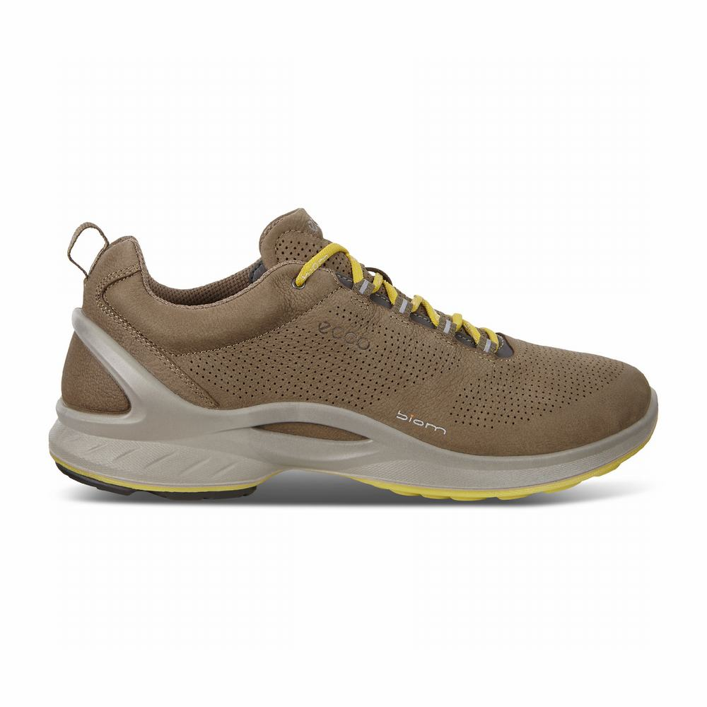 ECCO Mens BIOM Fjuel Perf Hiking Shoes | 91457-455
