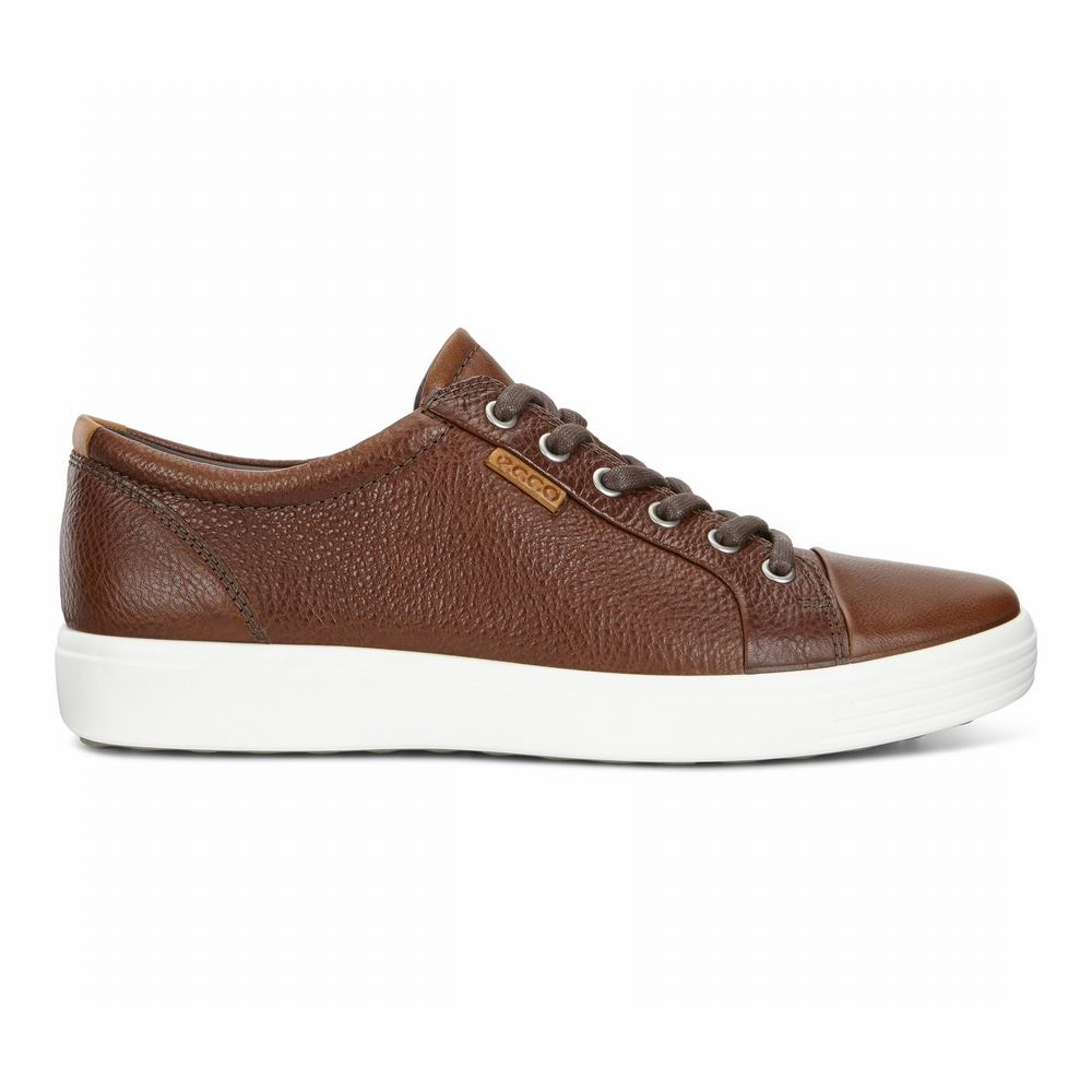ECCO Mens Soft 7 Sneakers | 99210-811