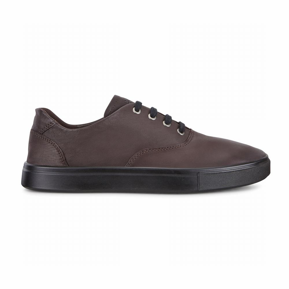 ECCO Men's Kyle Tie Sneakers | 56219-261