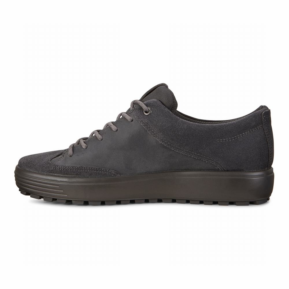 ECCO Men's Soft 7 TRED GTX Tie Sneakers | 38837-154