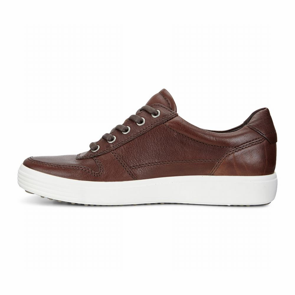 ECCO Men's Soft 7 Retro Sneakers | 80142-561