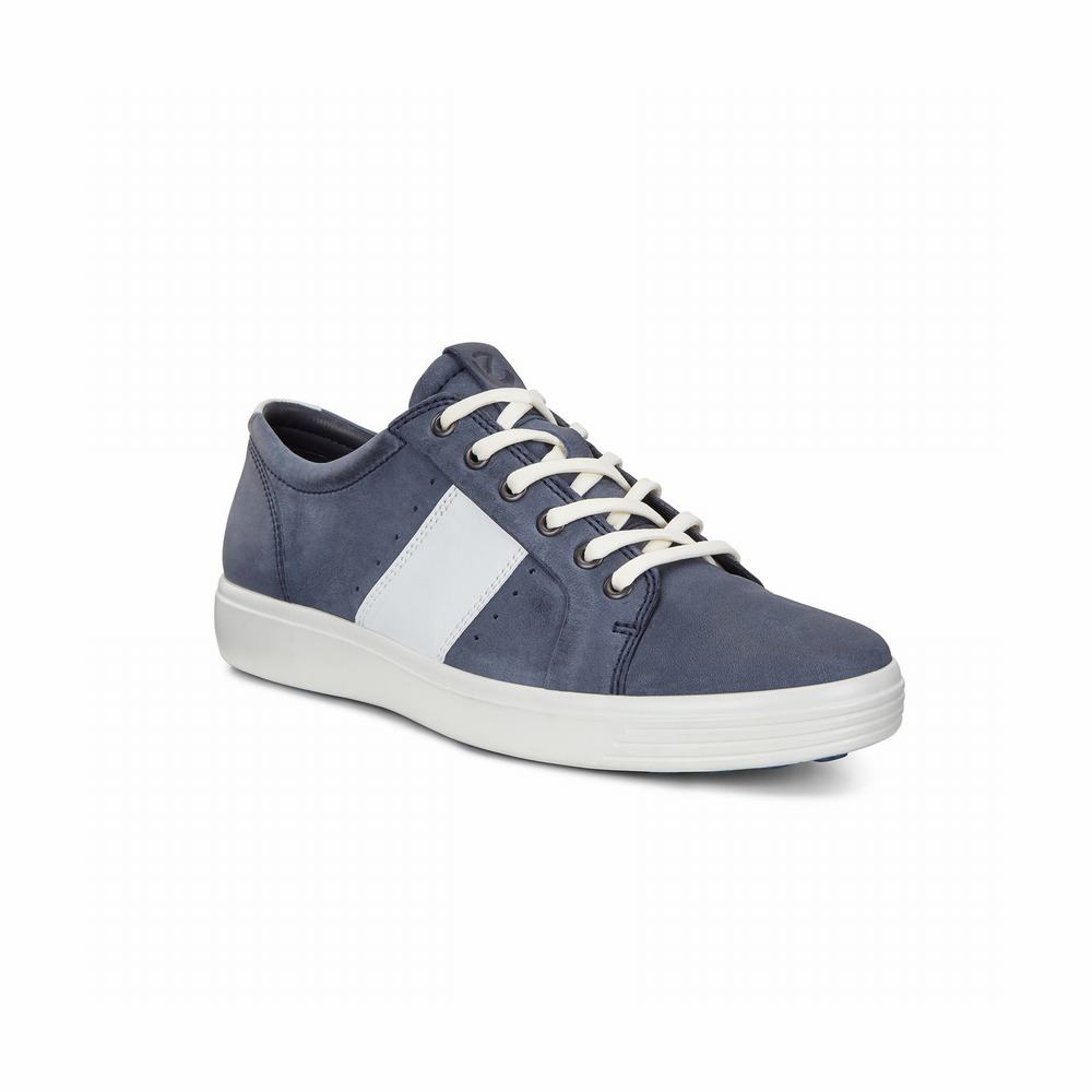 ECCO Mens Soft 7 Sneakers | 80216-419