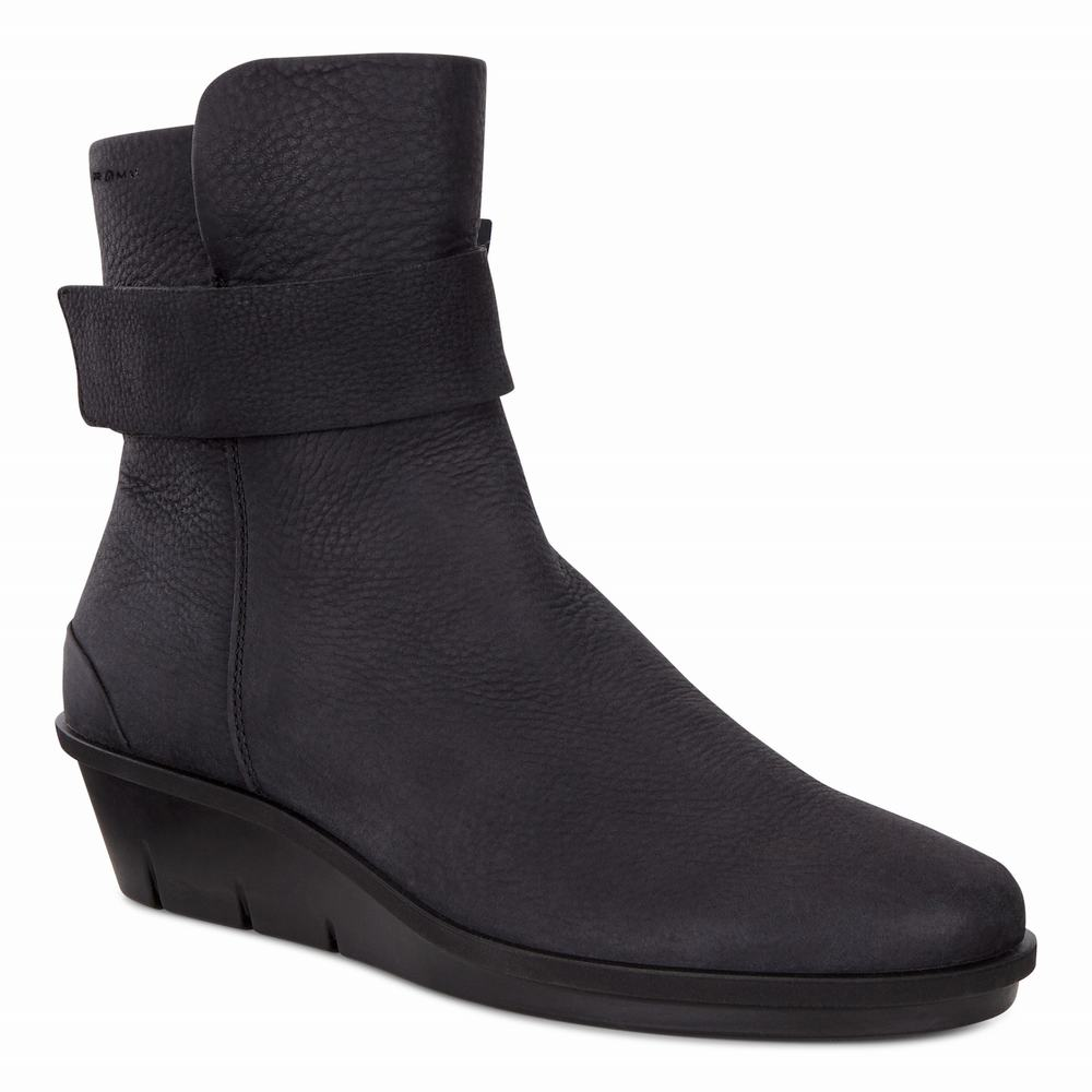 Ecco Ireland Outlet Ecco Skyler Hm Ladies Boots Black
