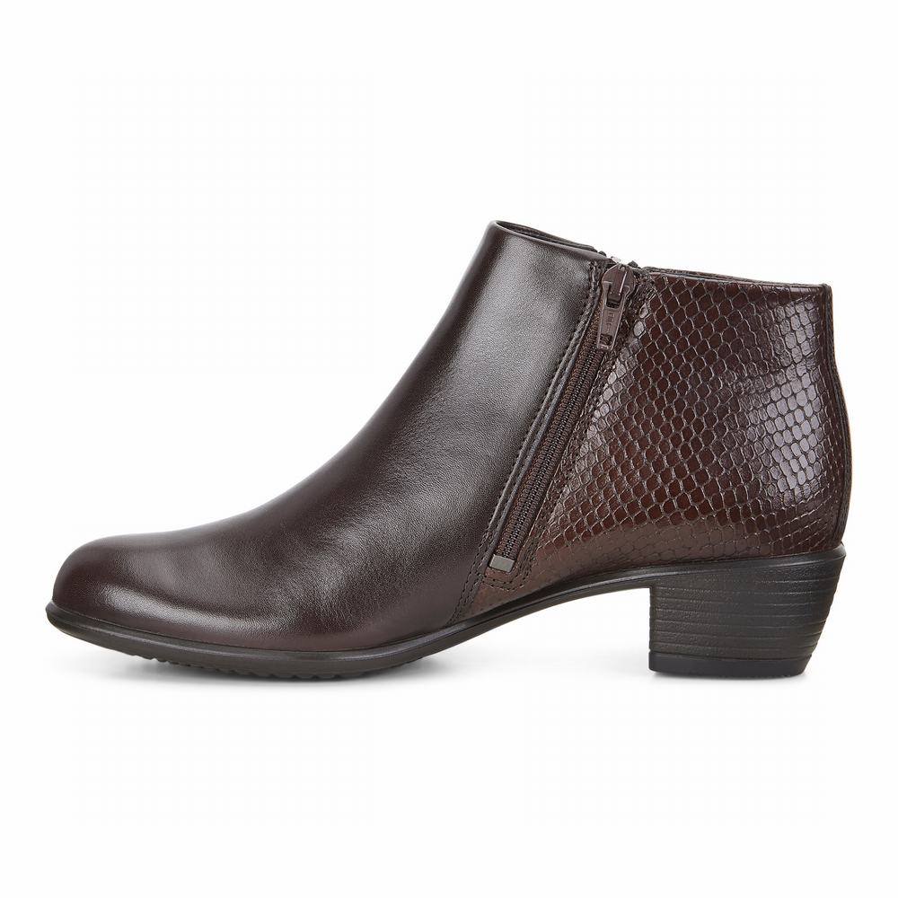 ECCO Touch 35 Ladies Bootie | 57933-577