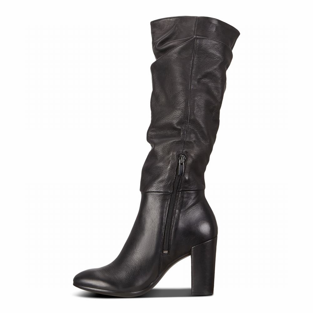 ECCO Shape 75 Slouch Ladies Tall Boots | 16278-641