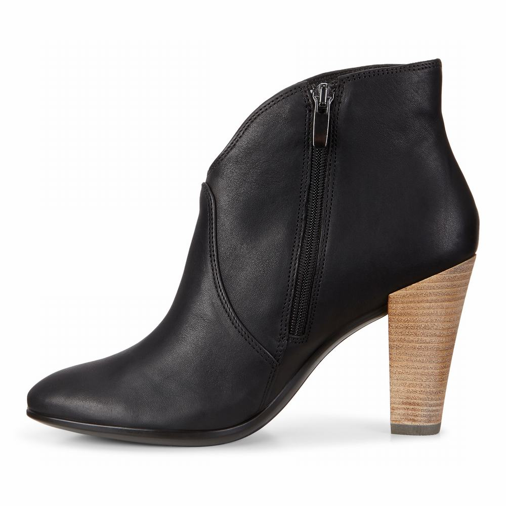 ECCO Shape 75 Zip Ladies Bootie | 90566-507