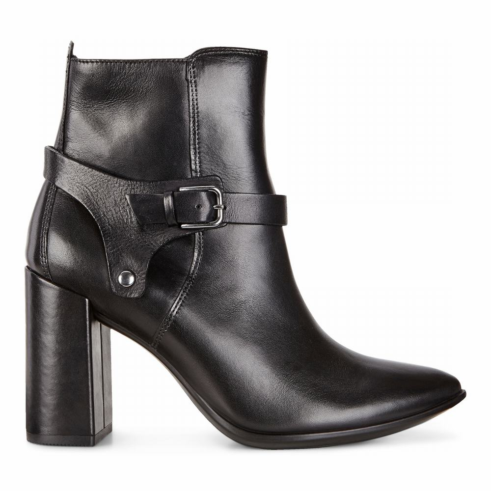 ECCO Shape 75 Block Ladies Boots | 33405-539