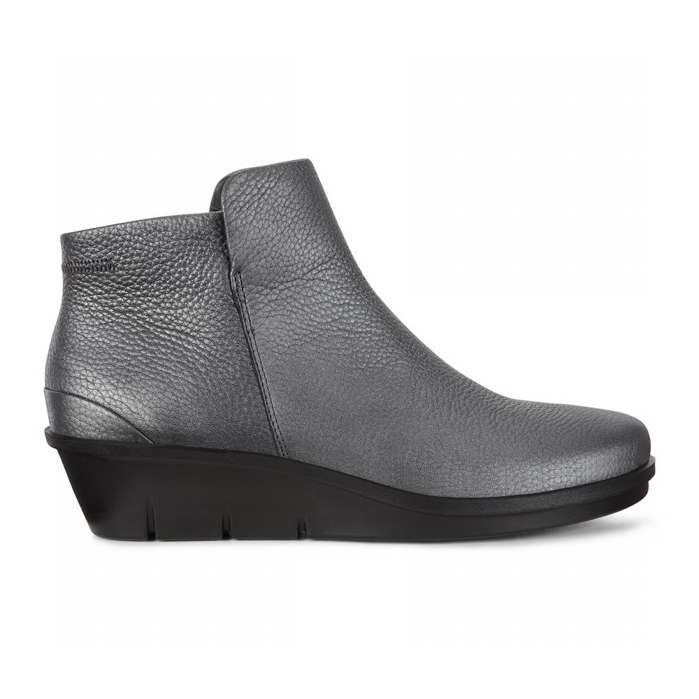 ECCO Skyler Wedge Ladies Bootie | 32999-760