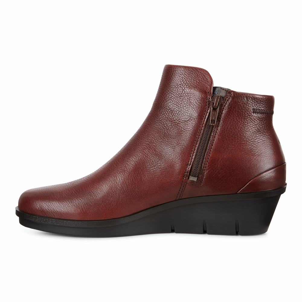 ECCO Women's Skyler Wedge Bootie | 31447-639