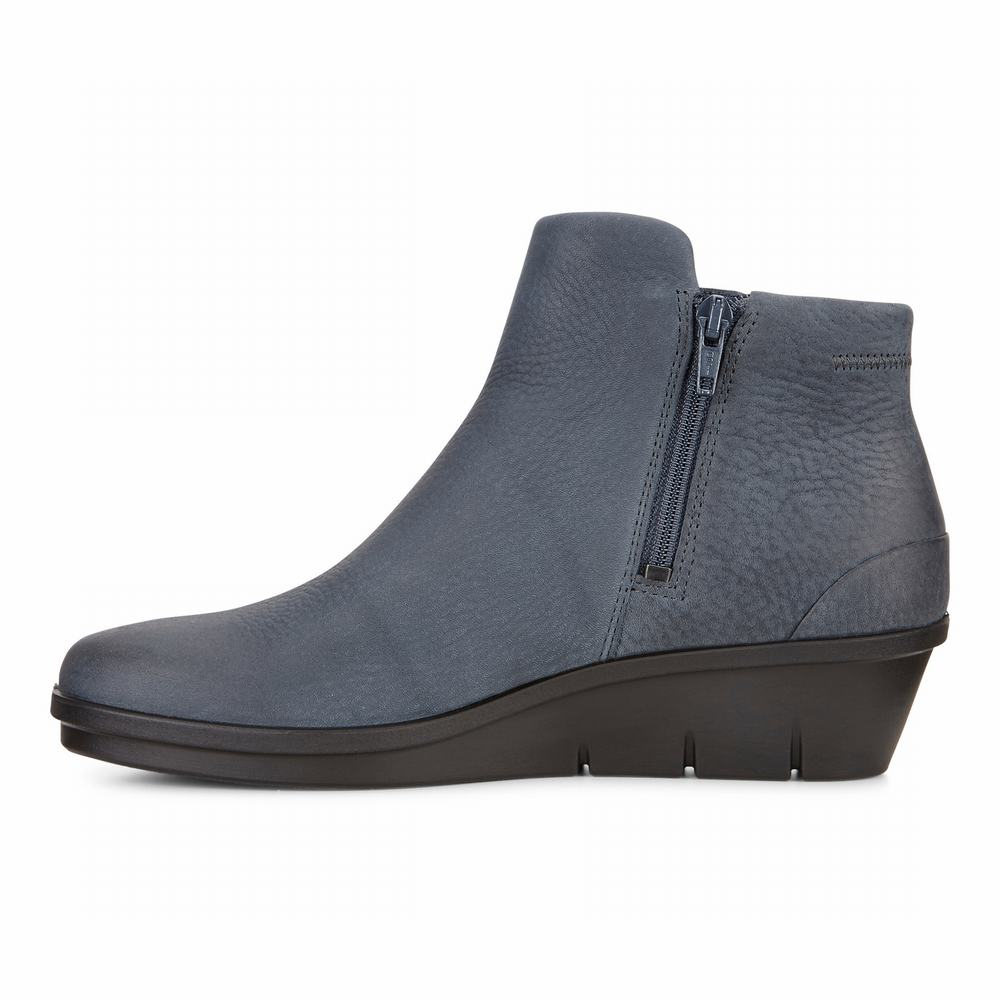 ECCO Skyler Wedge Ladies Bootie | 92372-466