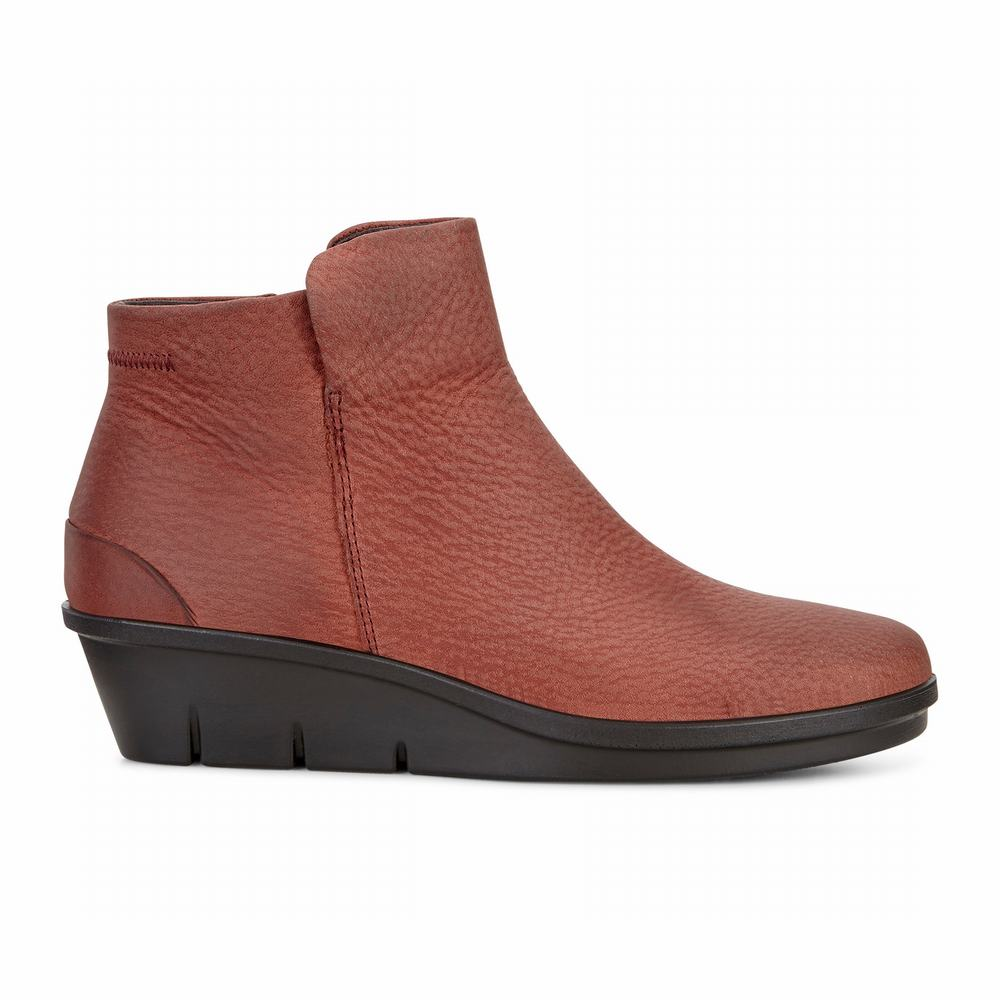 ECCO Women's Skyler Wedge Bootie | 99874-829