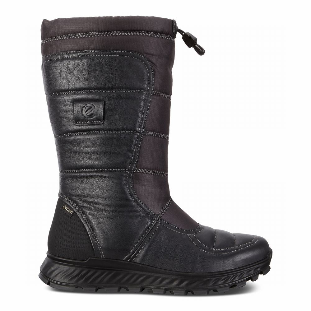 ECCO Exostrike GTX Ladies Tall Boots | 51091-117