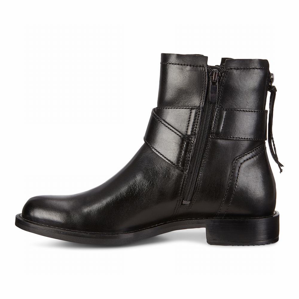 ECCO Sartorelle 25 Buckle Ladies Boots | 14036-213