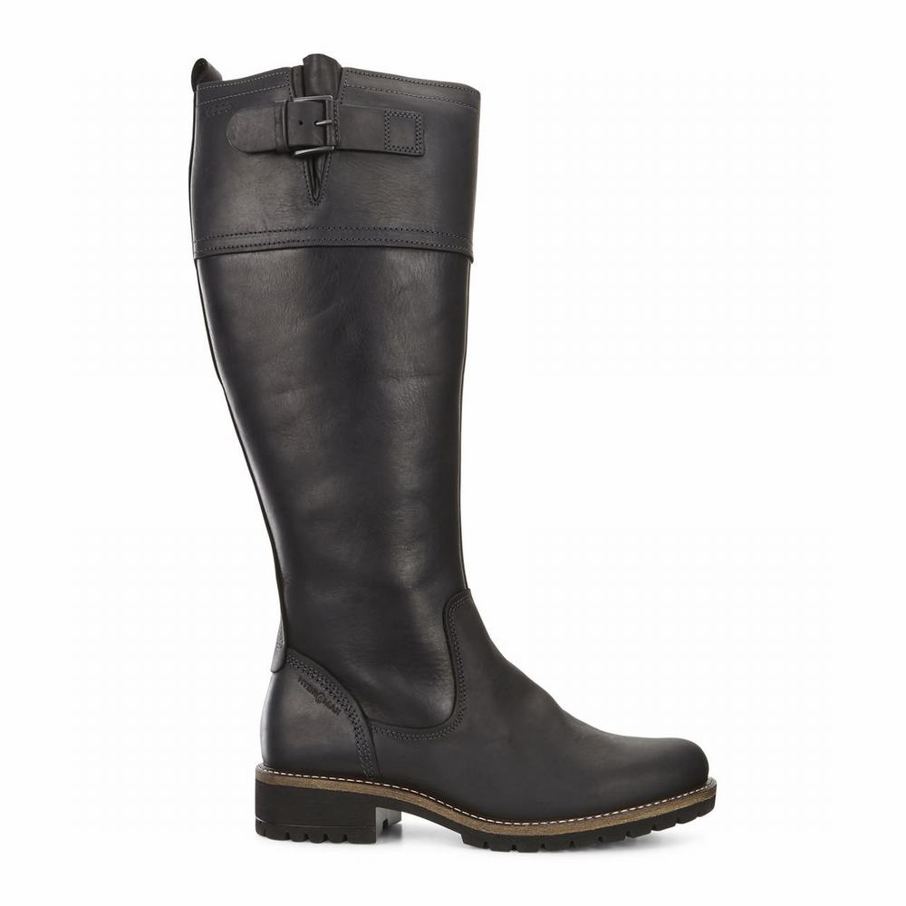ECCO Elaine Buckle Ladies Tall Boots | 58707-220