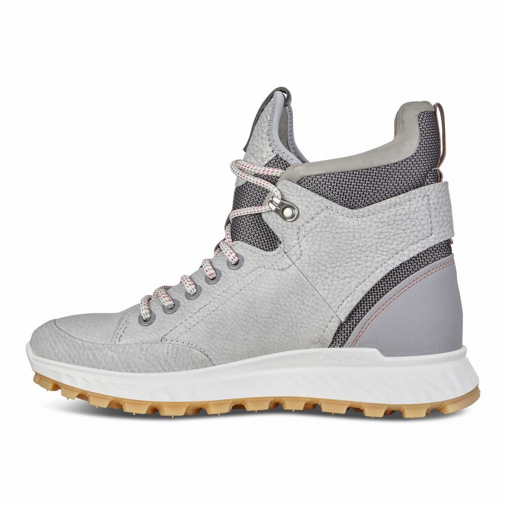 ECCO Exostrike Shinebright Ladies Boots | 16132-891