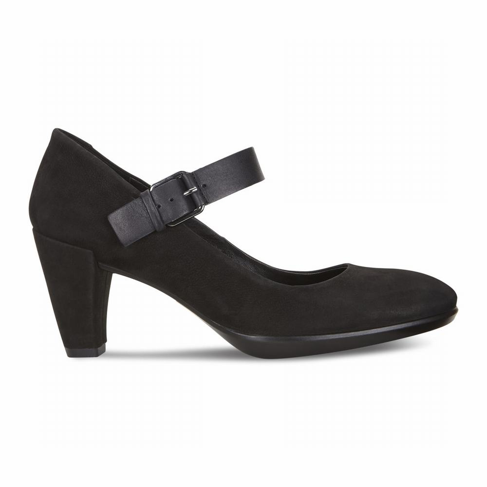 ECCO Shape 55 Buckle Ladies Mary Jane Shoes | 68145-889