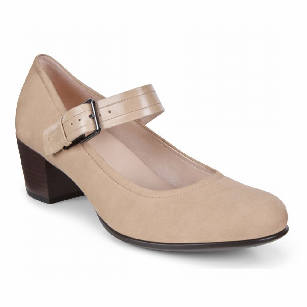 ECCO Shape M 35 Ladies Mary Jane Shoes | 67549-875