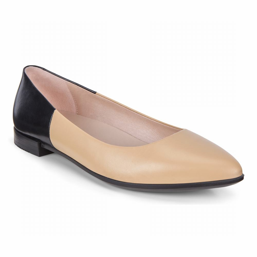 ECCO Shape Pointy Ladies Loafers | 14905-293