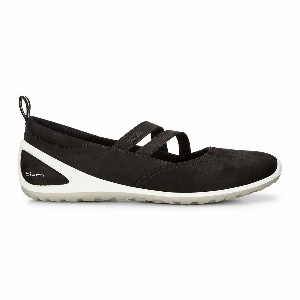 ECCO BIOM Lite Ladies Mary Jane Shoes | 15465-701