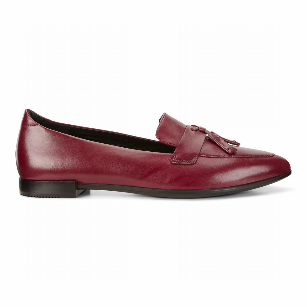 ECCO Shape Pointy Ladies Loafers | 72871-373