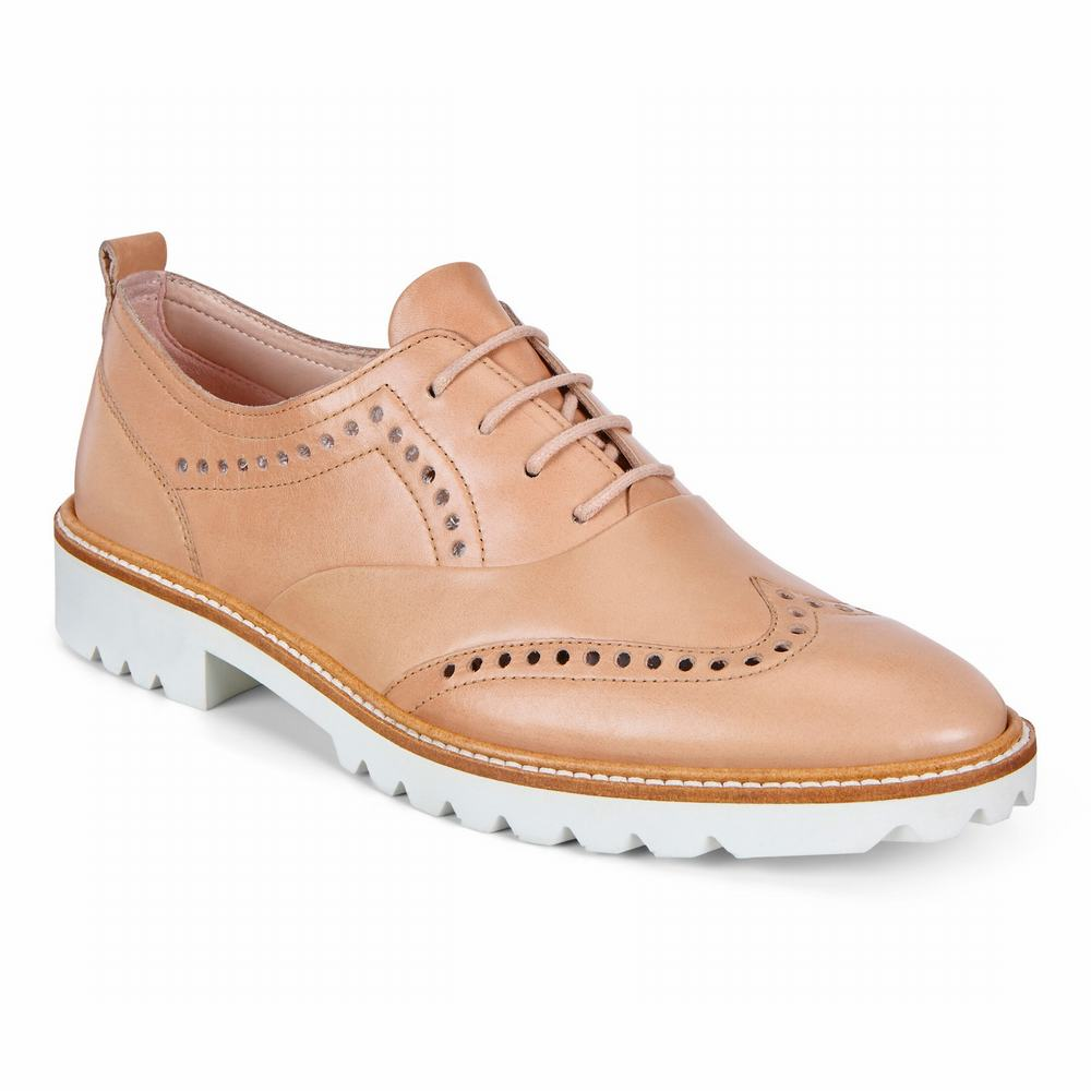 ECCO Incise Tailored Ladies Oxford Shoes | 92972-732