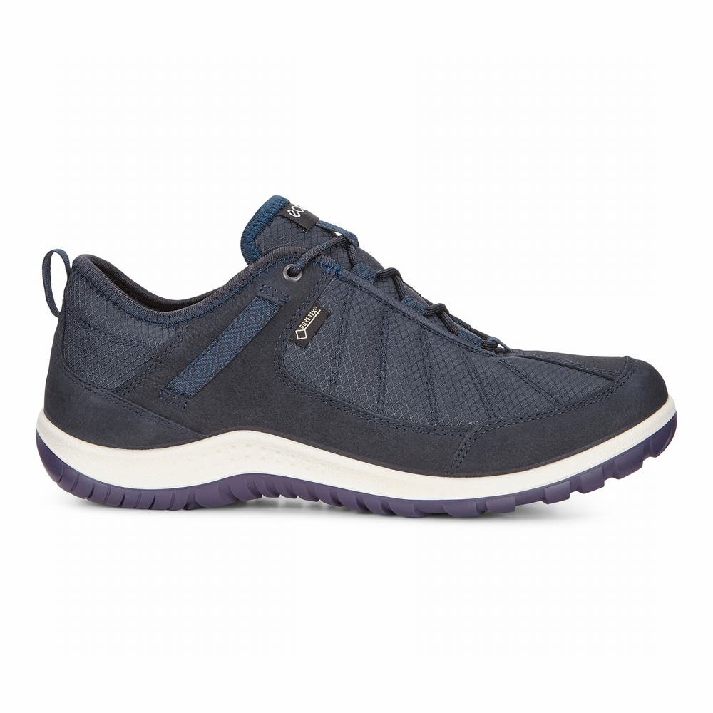 ECCO Aspina Textile GTX Ladies Hiking Shoes | 13495-428