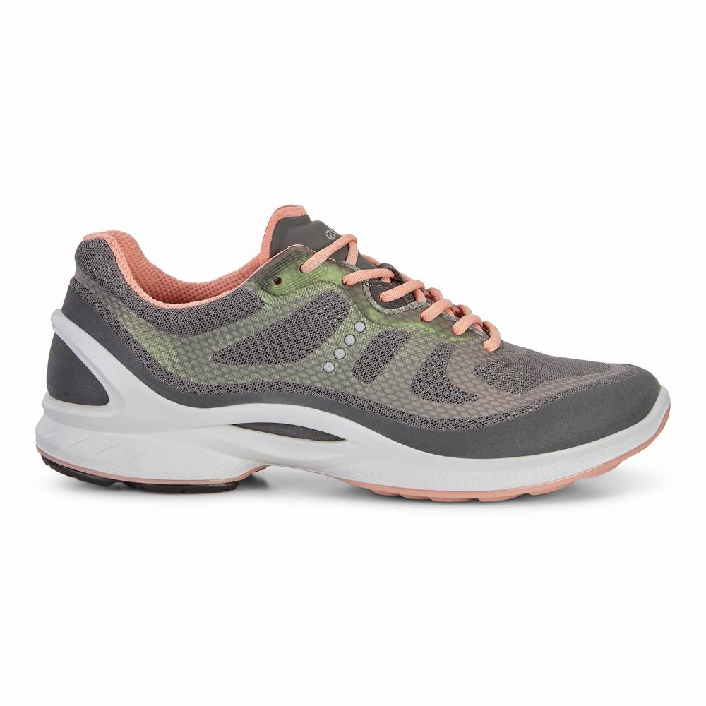 ECCO BIOM Fjuel Tie Ladies Hiking Shoes | 72874-616