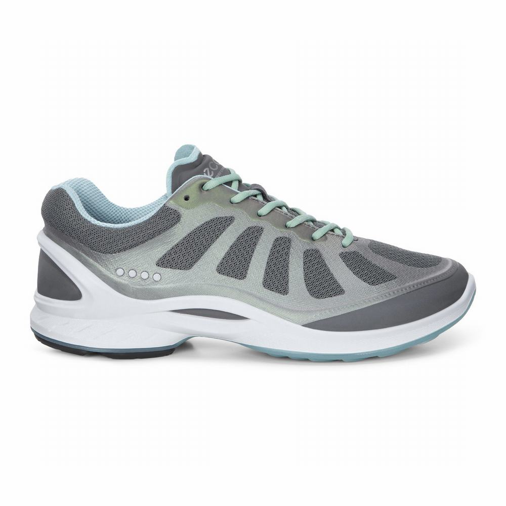 ECCO BIOM Fjuel Racer Ladies Sneakers | 90411-108