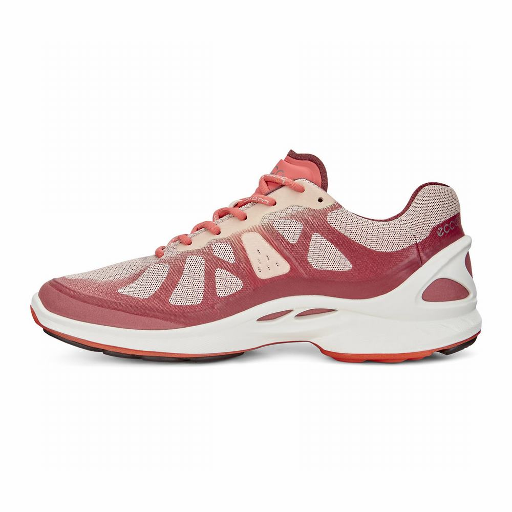 ECCO BIOM Fjuel Racer Ladies Sneakers | 27962-575