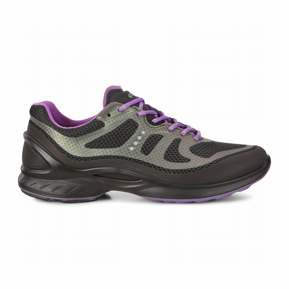 ECCO BIOM Fjuel Tie Ladies Sneakers | 50459-276
